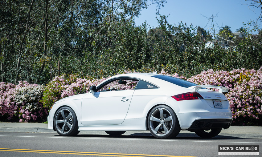 San Diego Audi >> Audi TT-RS Spacers: What Size is Best? – Nick's Car Blog
