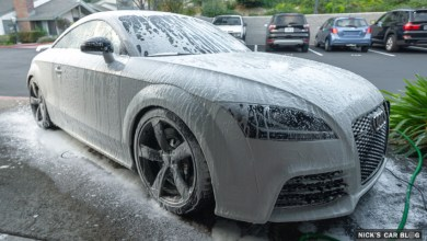 Photo of Using a Foam Cannon (Lance) with an Electric Pressure Washer