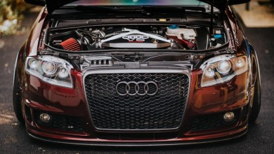 Photo of Joe's Bagged B7 with 2.7L Twin Turbo Swap