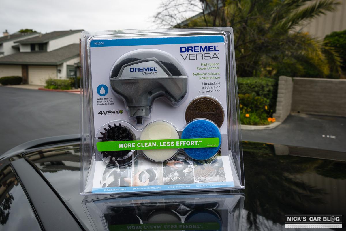 Dremel Versa Cordless Buffer Review | Nick's Car Blog