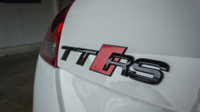 Photo of Black TTRS rear badge review & Install