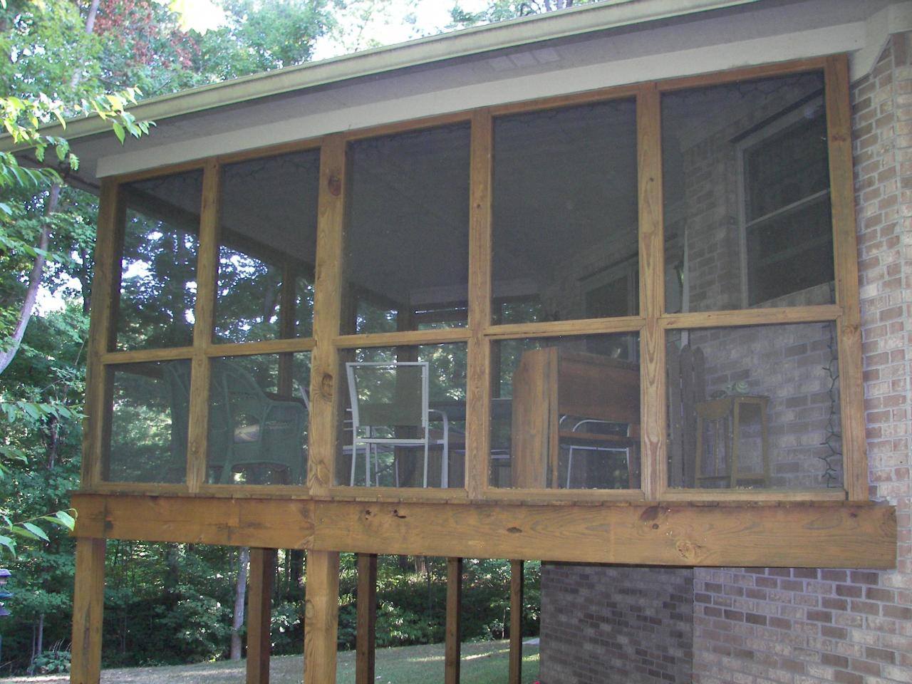 Pics Of Screened In Porches On Mobile Home Joy Studio