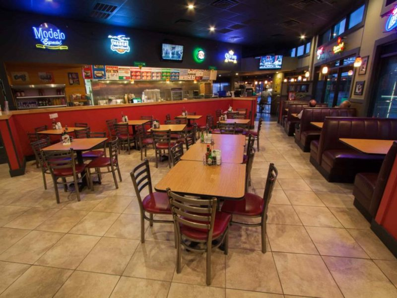 Nick's-Grill-Dining-Area