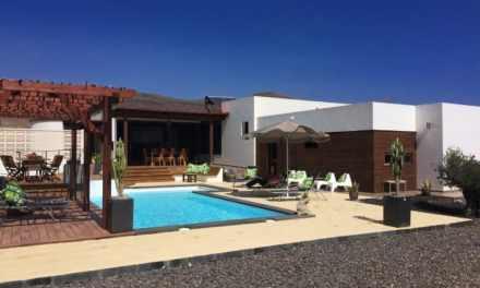 Ferienhaus: Ein Traumhaus auf Fuerteventura