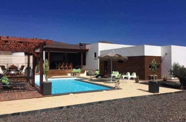 Tutorial Urlaub im Ferienhaus: Ferienhaus Fuerteventura