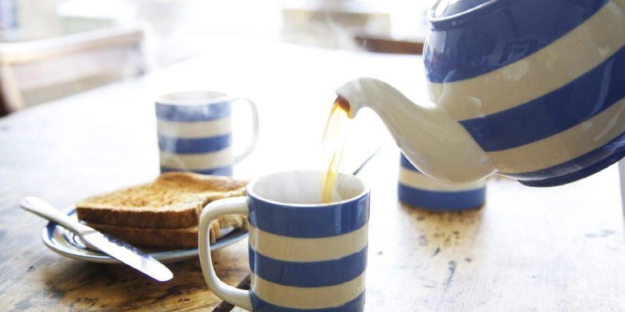 Ein Stück Cornwall: Tea Time zuhause!
