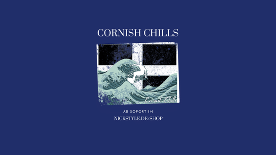 Cornish Chills - Cornwall T-Shrits, Shirs & Hoddies