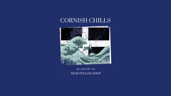 Cornish Chills – Die Bekleidungsmarke für Cornwall Fans!