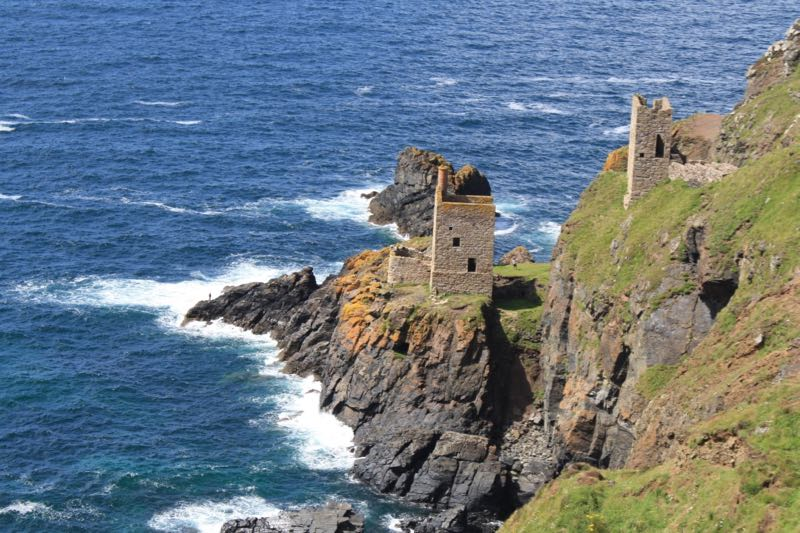 Botallack Mine - Penwith Heritage Coast
