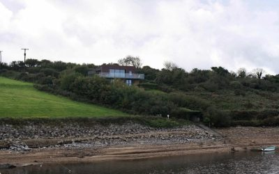 Traumhaus am See in Cornwall!