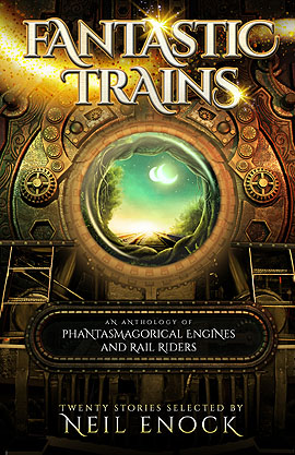 Fantastic Trains Cover