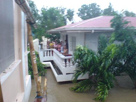 Typhoon Frank