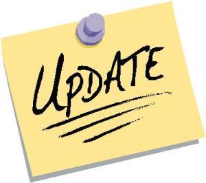 Webmaster Updates