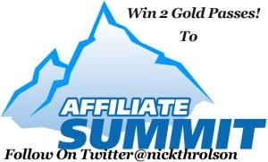 Win 2 Affiliate Summit West 2011 Passes