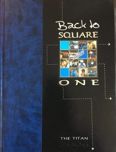 Back To Square One Temescal Canyon High 2006 Yearbook
