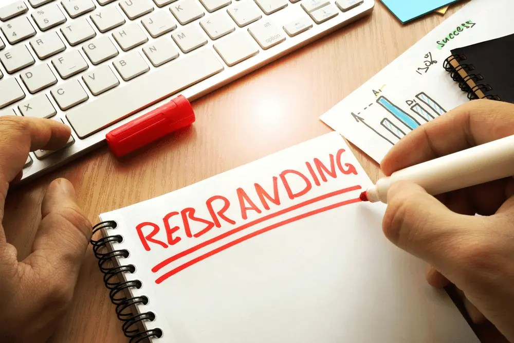 5 Reasons You Need To Rebrand Your Business