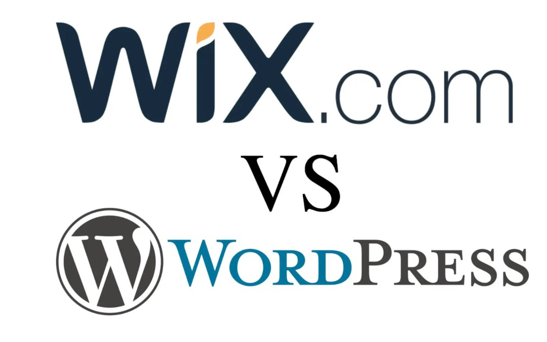 WIX VS WORDPRESS: Opt the best one for your website!