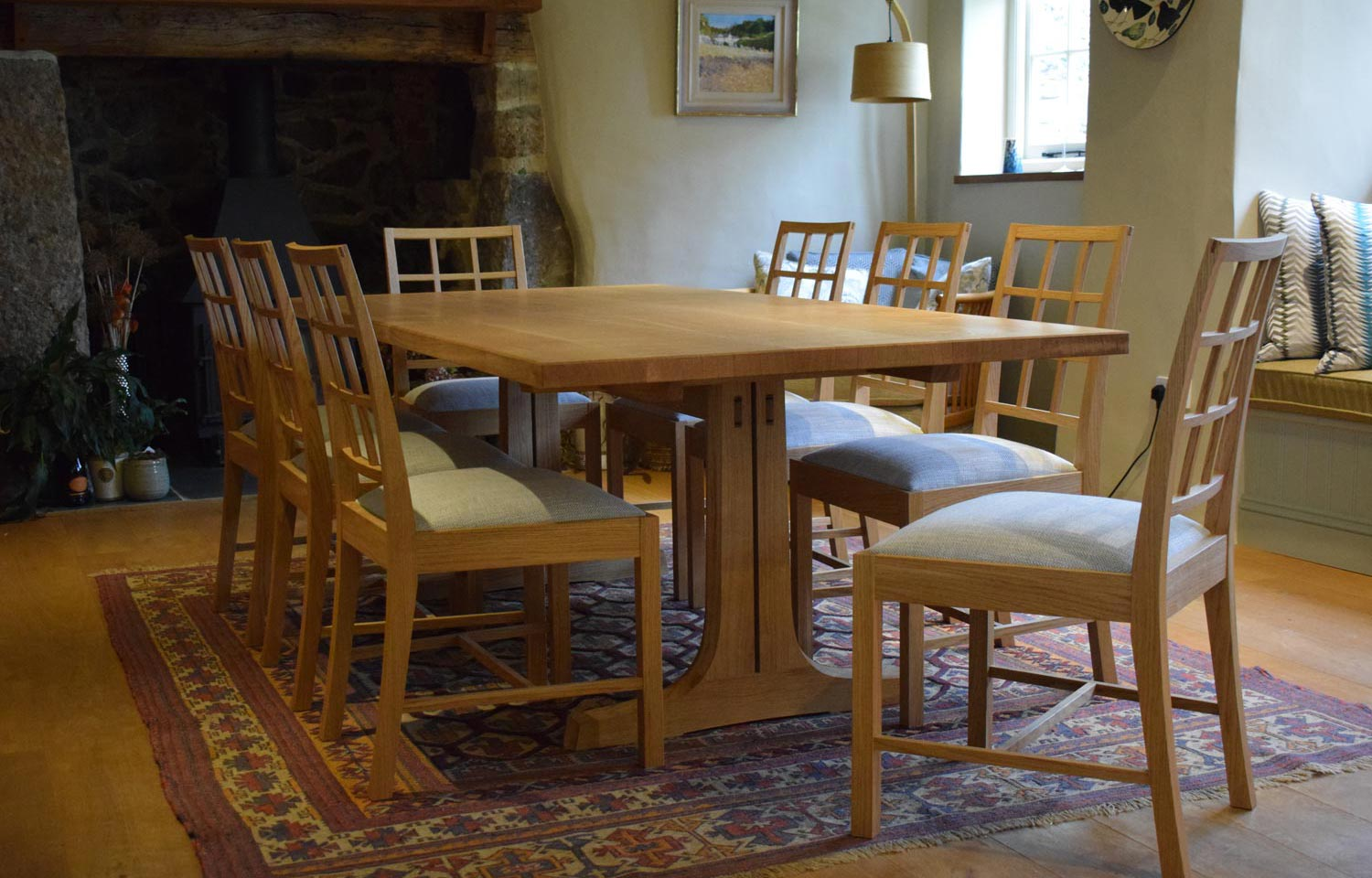 Taunton table and chairs