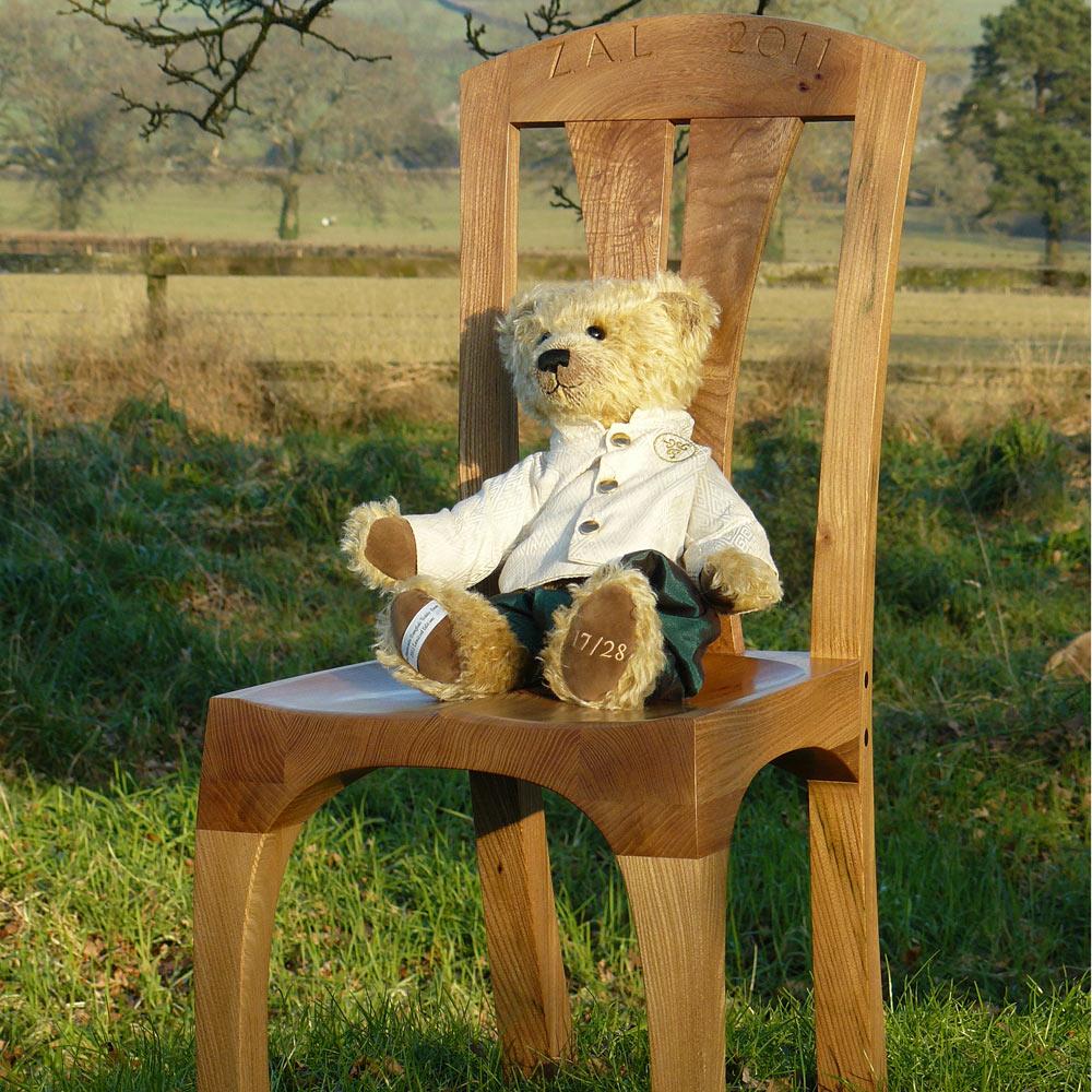 Zoe's chair