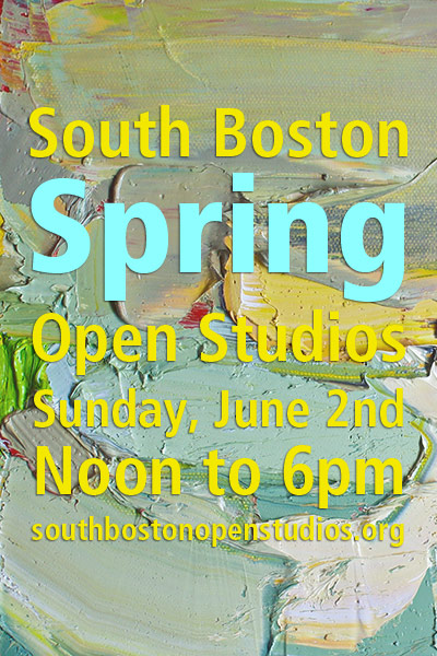 South Boston Spring Open Studios at The Distillery