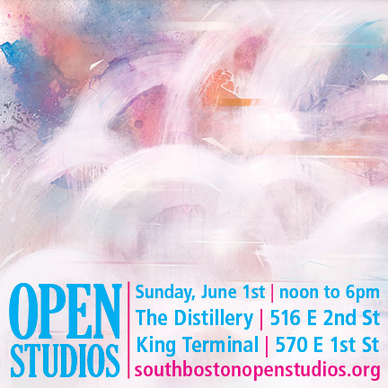 south boston spring open studios 2014