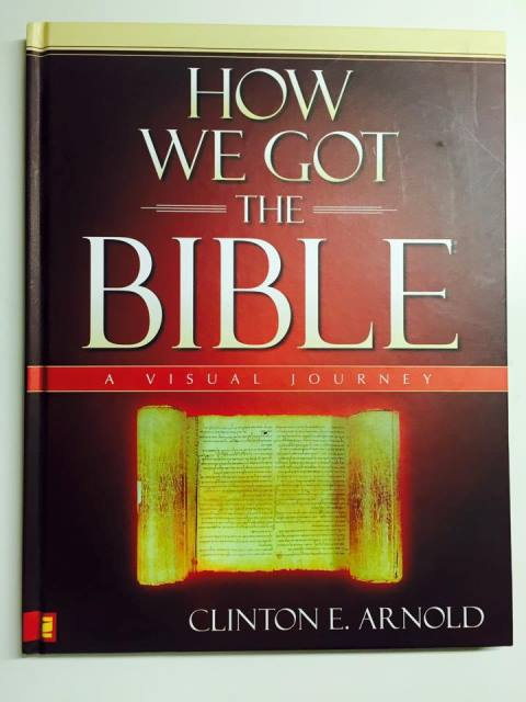 how we got our Bible - front