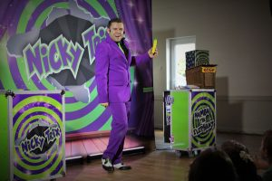 Children's Magic Show Essex - Nicky Trix