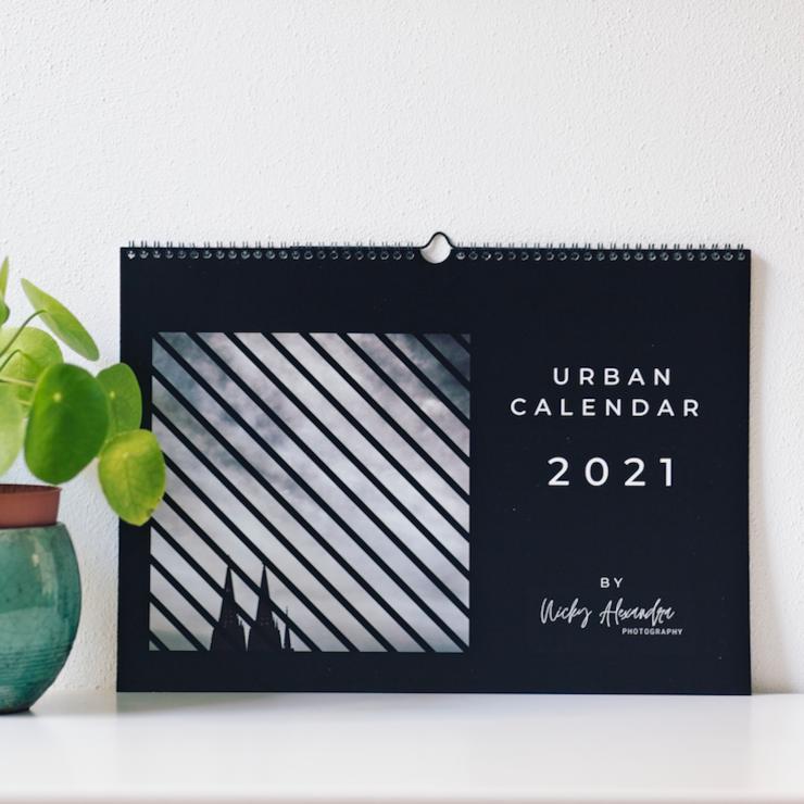 Urban Calendar 2021