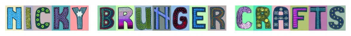 an image of the tiled logo for Nicky Brunger Crafts