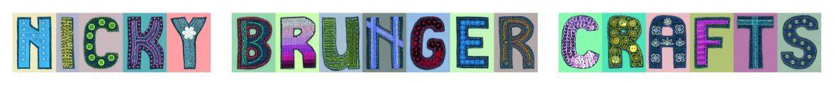 an image of the tiled logo for Nicky Brunger Crafts
