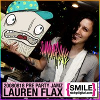Pre Party Jamz: Lauren Flax