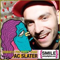 Pre Party Jamz: AC Slater