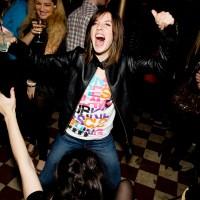 Trainwreck @ Angels & Kings on March 3, 2009