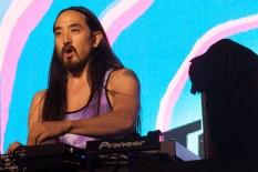 DJ Steve Aoki (Dim Mak Records)