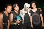Sazon Booyah, Mysterio & Alvin Risk