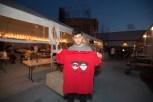 UniBros tour t-shirt