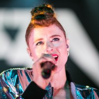 Kiesza live at Webster Hall on October 3, 2014
