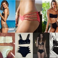 STYLE: Strappy Swimwear Bottoms Trend