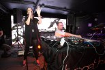 KiNK & Rachel Row perform at TOGETHER X Resident Advisor Central Stage at The Middle East on May 20, 2016