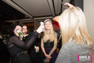 """Lyz Olko's """"I Am Fire"""" AW17 Presentation After Party at Mr. Fongs on February 13, 2017"""
