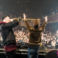 Girls & Boys Presents Loudpvck at Webster Hall on February 10, 2017
