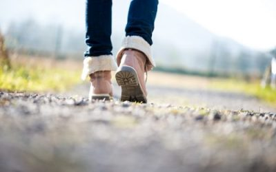 Walking: rest for the soul, joy for the heart