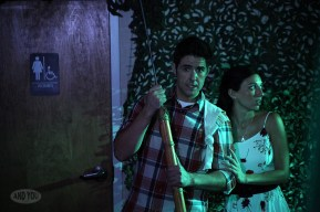 Aléa Figueroa as Annie, Andy Gion as Charley