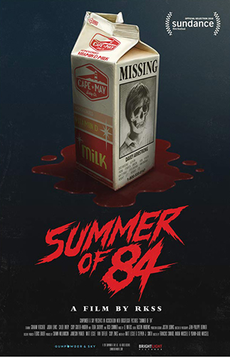 Summer of 84 Poster