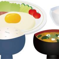 3食コンビニでもOK!健康に良い食生活のポイントは「主食+主菜+副菜」のバランスでした。