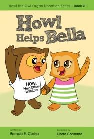 Brenda Cortez Howl Helps Bella Front