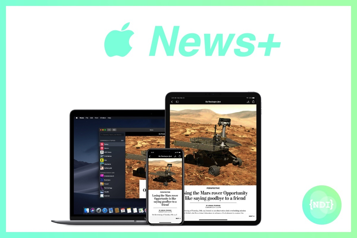 25:03:19 - Evento  - 25 Marzo 2019 (Apple News+)