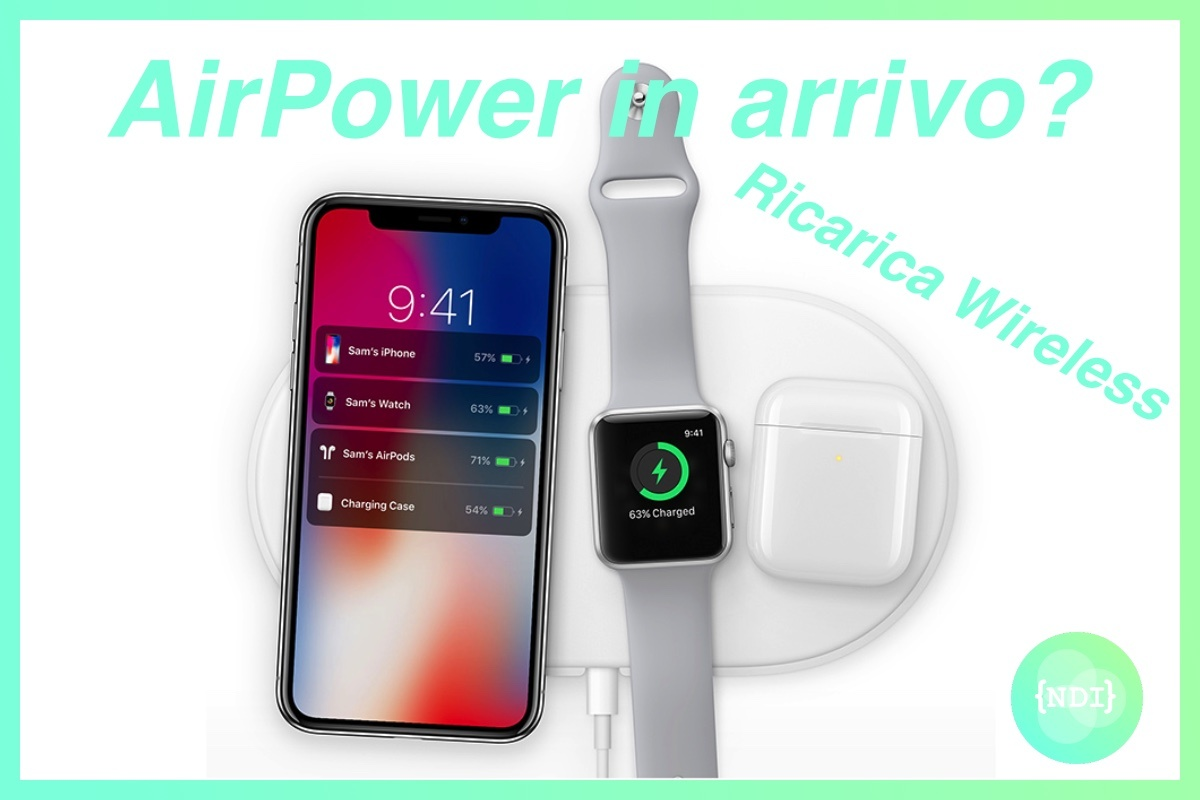 In arrivo AirPower