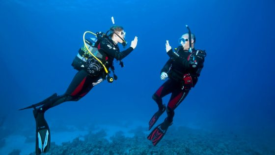 Advanced Open Water Diver Course