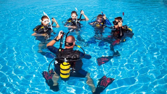 Open Water Course SSI or PADI in Bali